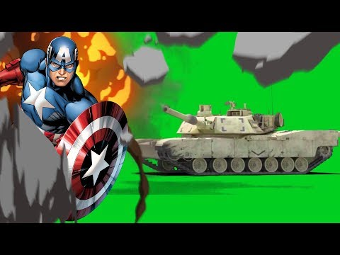 Top 20 Action Movie Green Screen Effects Free Chromakey Pack