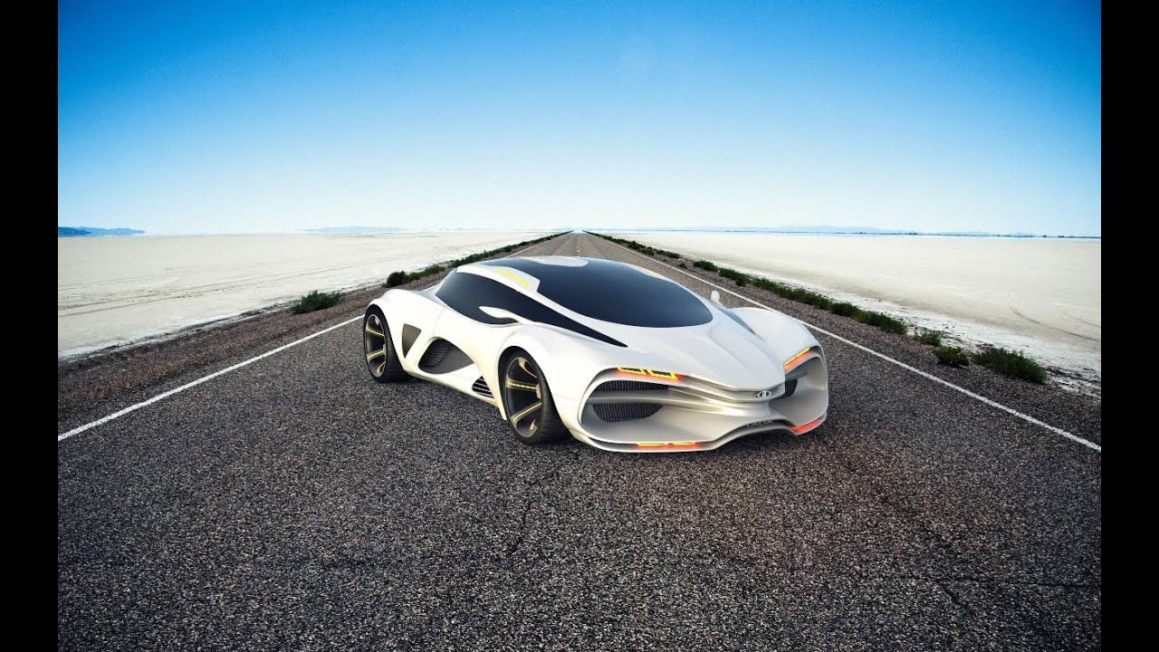 Future Of The Car: Top 15 Best Future Super Cars