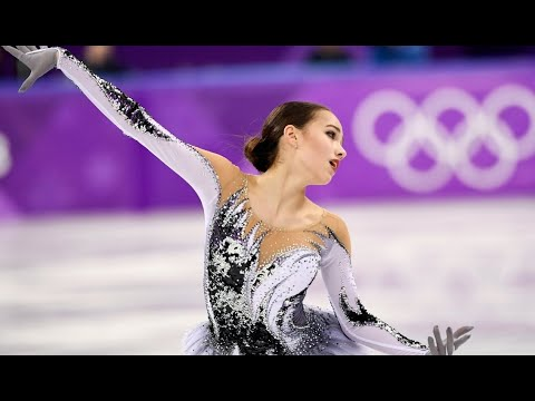 "ALINA ZAGITOVA - ""Black Swan"" | Olympics 2018 | КП с комментариями британцев (B.Esp)"