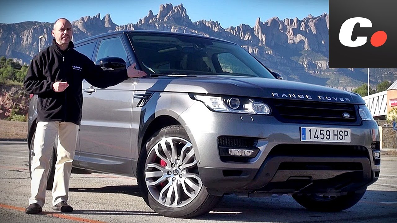 range rover sport suv prueba an lisis test review en espa ol youtube. Black Bedroom Furniture Sets. Home Design Ideas