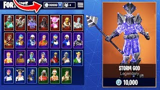 Top 10 Most Expensive FORTNITE ACCOUNTS OF ALL TIME!