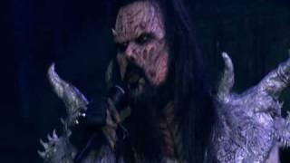 Lordi - Get heavy (live Stockholm 2007)