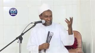 Muxaadaro Cusub ┇► Sh Husen Ali Jabuuti