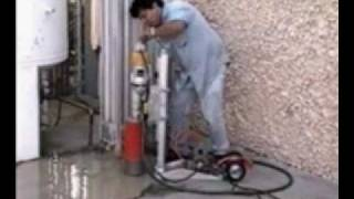 K-102 Milwaukee Electric Core Drill   Electric Core Drills   Kor-it Inc. Milwaukee Core Drill