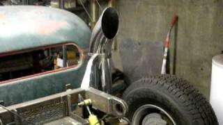 detroit diesel rat rod
