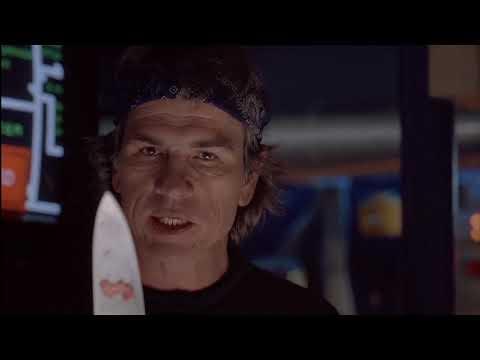 Under Siege 1992 Tommy Lee Jones highlights