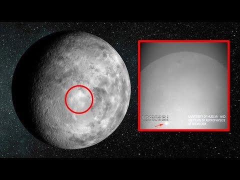 """NASA Recorded Something Incredible On The Moon And Warns """"We Could Be Next"""""""
