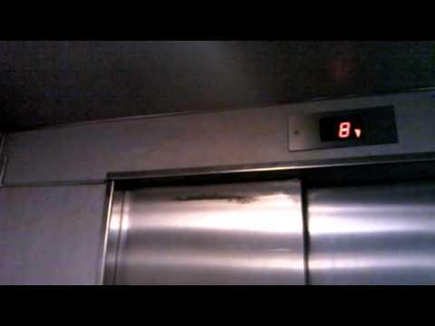 slovlift elevator@some office building, Bratislava