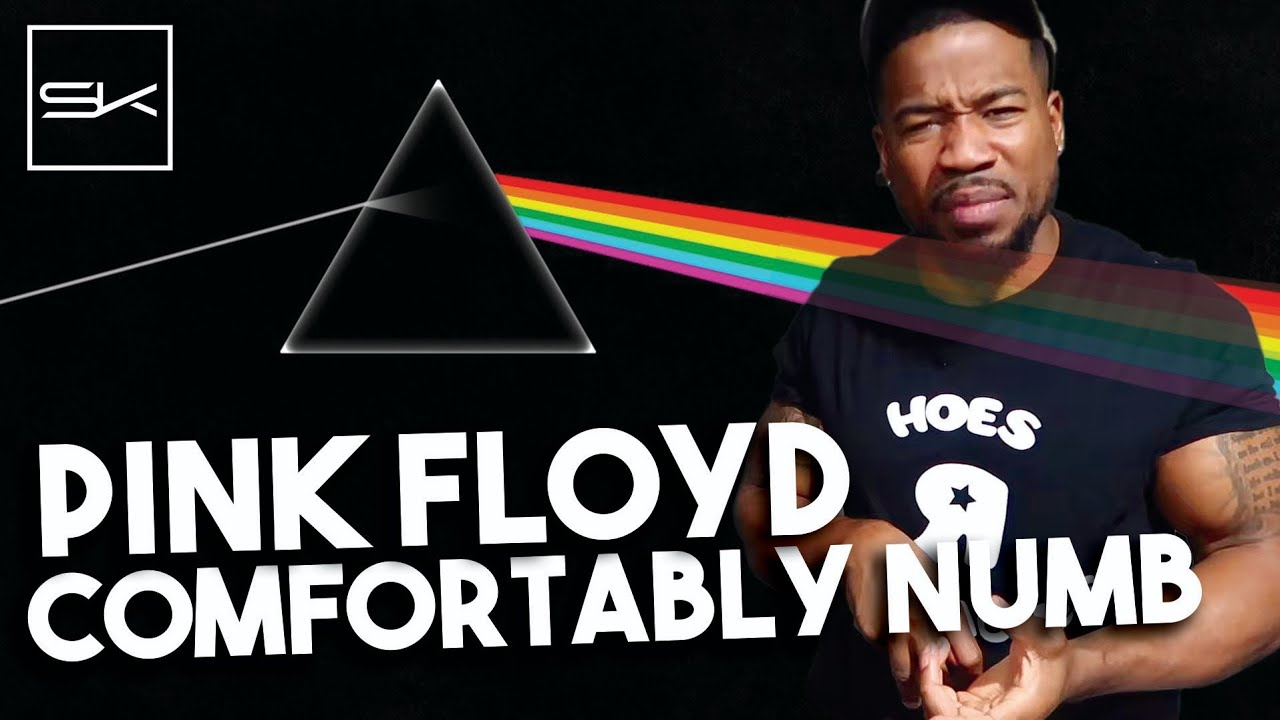 """1ST LISTEN TO PINK FLOYD - COMFORTABLY NUMB """"PULSE"""""""