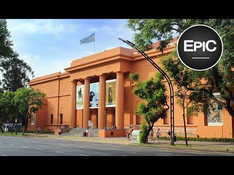 Museo de Bellas Artes / Museum of Fine Arts - Buenos Aires, Argentina (HD)