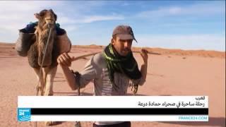 المغرب: رحلة عبر رمال الصحراء الذهبية وتقاليد المنطقة