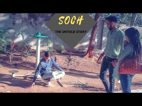 SOCH - The Untold Story | Heart Touching Short Film Ft. The DAB Production