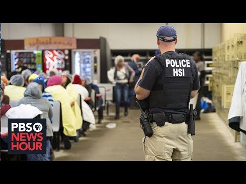 ICE immigration raids took this school superintendent by surprise   PBS NewsHour Extra
