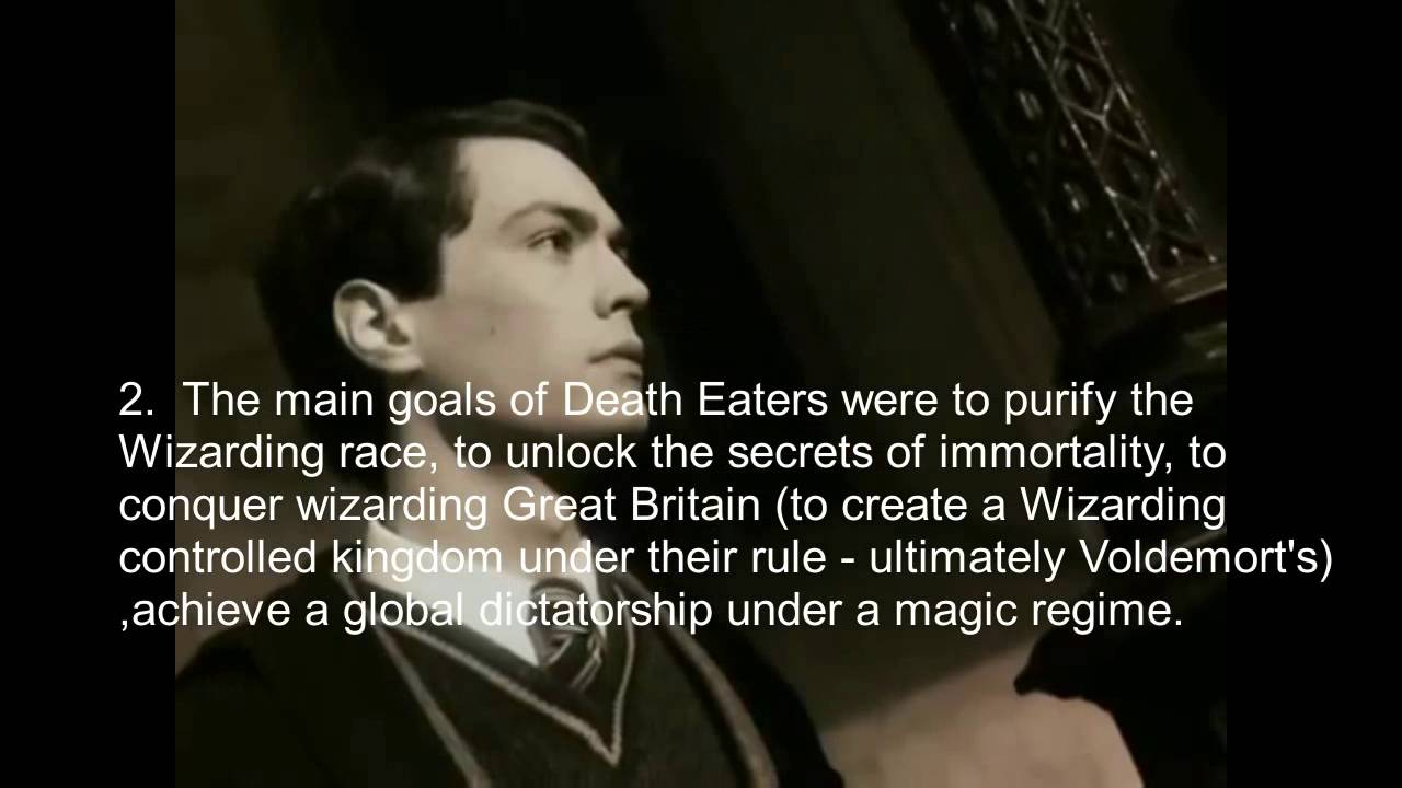 The Thule Society / possible origin of the Death Eaters (Harry Potter)
