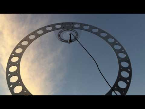 ZMX Pro-LOOP Antenna Melbourne to New Zealand running ~QRP