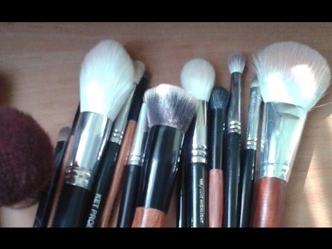 Кисти для макияжа - какие кисти купить и какие кисточки для чего .