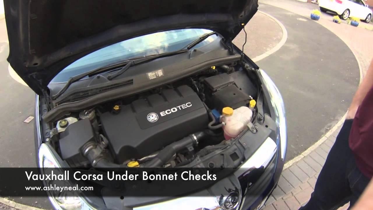 Vauxhall Corsa Engine Diagram Manual Of Wiring Diagrams Under Bonnet Checks Youtube Rh Com 2003