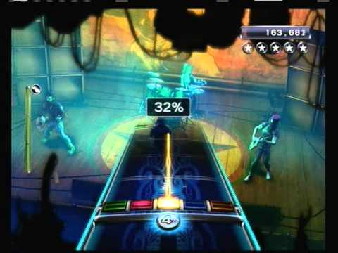 Rock Band 3 Expert Guitar FC - Graveyard BBQ: Ride the Stache