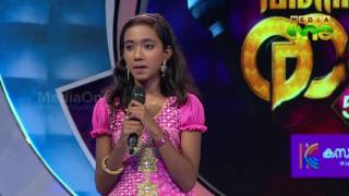 Pathinalam Ravu Season 5 | Narmada - Song 'മദീന റൗല' (Epi30 Part3)