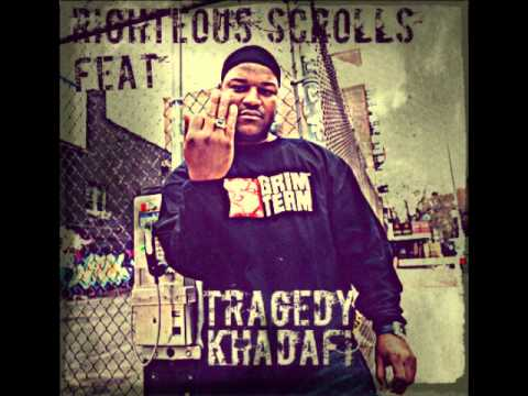 Tragedy Khadafi - Righteous Scroll (Hip-Hop Is Alive) (Feat. Prince Ali)