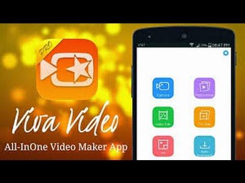 VivaVideo Free Video Editor | Android App - YouTube VivaVideo Free Video Editor | Android App