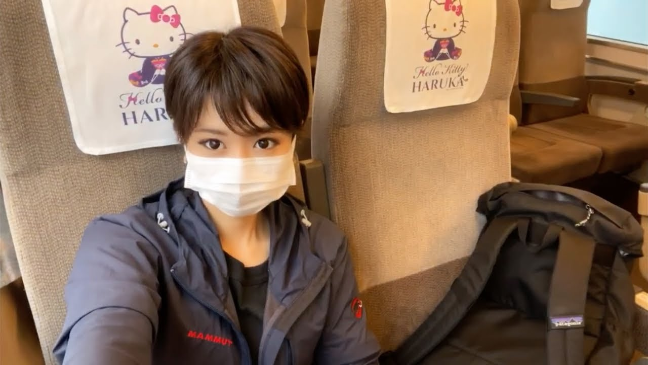 【飛行場】北海道に飛び立ちます✨ 関空より生中継です スーパーナブラ