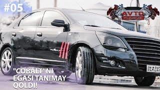 """Avto Tuning 5-son """"Cobalt""""ni egasi tanimay qoldi!  (18.01.2020)"""