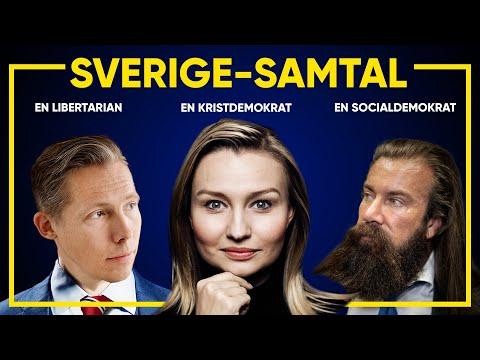 SVERIGE-SAMTAL 3: Ebba Busch