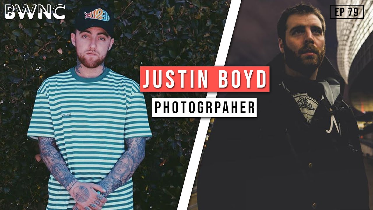 Download Remembering Mac Miller with his photographer, Justin Boyd!   EP. 79