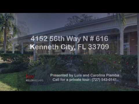 4152 56th Way N APT 616, Kenneth City, FL 33709 | Homes for Sale in Kenneth City