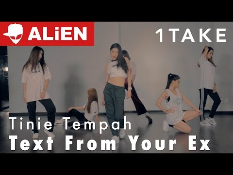 """Tinie Tempah - Text From Your Ex"" Luna Hyun Choreography 