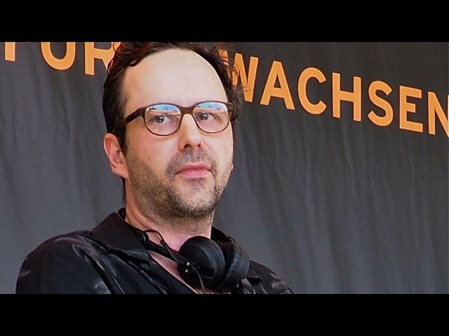 Kurt Krömer live bei der Hörbar Rust