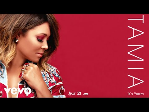 Tamia - It's Yours (Official Audio)