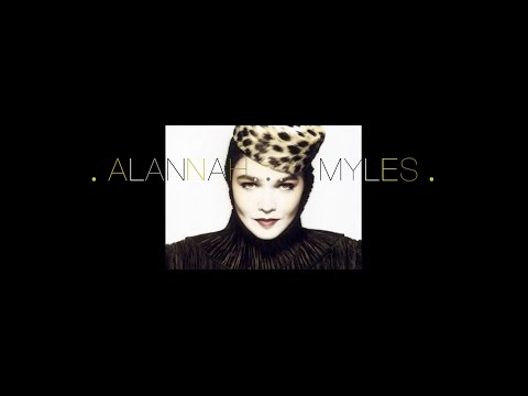 Alannah Myles - 2014 Trouble with Jug Band (85bpm) CD re-Release
