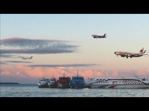 Landing Batik Air dan Garuda Indonesia di Bandara DEO Kota Sorong Papua Barat, Sorong Plane Spotters