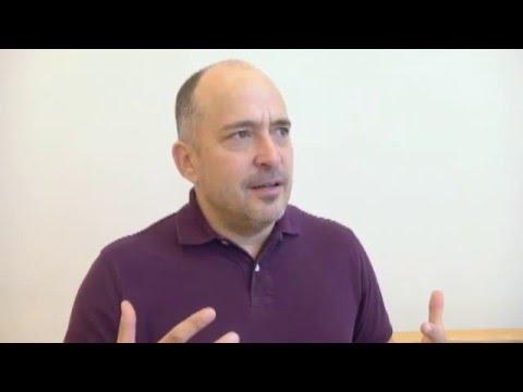 Playwright Mark Gerrard Discusses STEVE