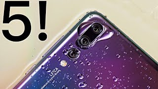 Huawei P20 Pro - 5 Things You Need To Know!