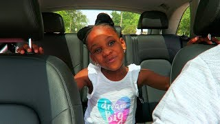 Picked Up My Daughter Camari For The Whole Summer And Stopped By My Grandmother's House! thumbnail