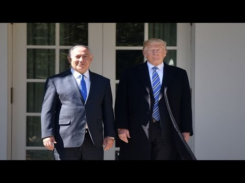 President Trump: Israel has right to defend itself