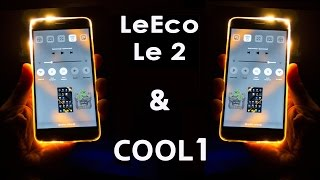 Сравнение Leeco Le2 X527 vs Cool 1: производительность, камеры, аккумулятор