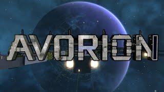 Начало большого путешествия Avorion #1.