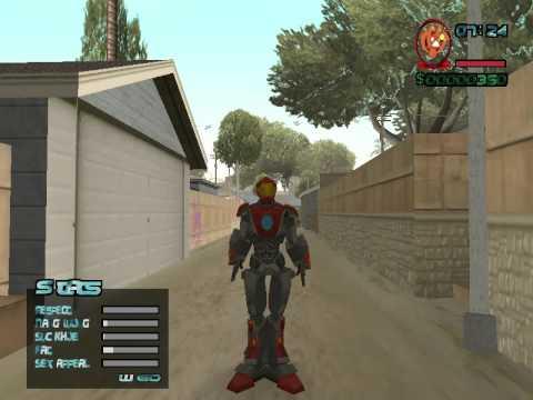 Mod Iron Man 3 Và Hướng Dẫn Sử Dụng