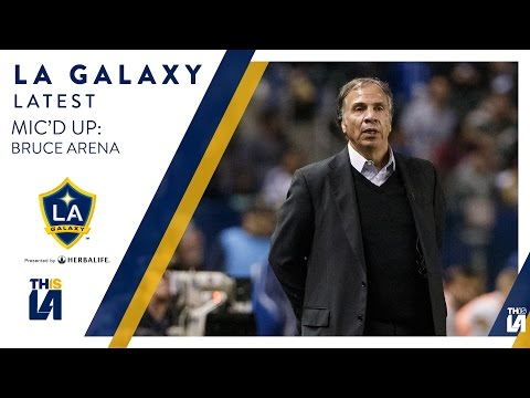 Mic'd Up | BRUCE ARENA