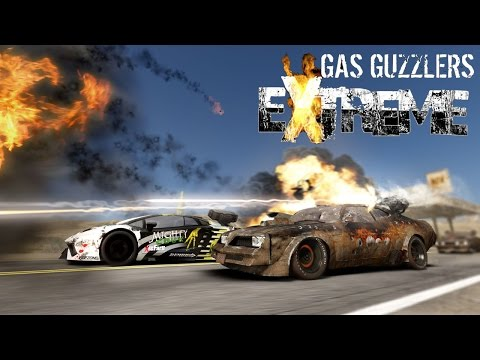 Gas Guzzlers Extreme - Ce Jeu est Dingue - Gameplay Fun FR HD PC