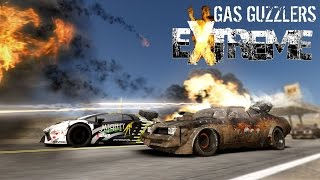 Gas Guzzlers Extreme - Ce Jeu est Dingue - Gameplay Fun FR HD PC