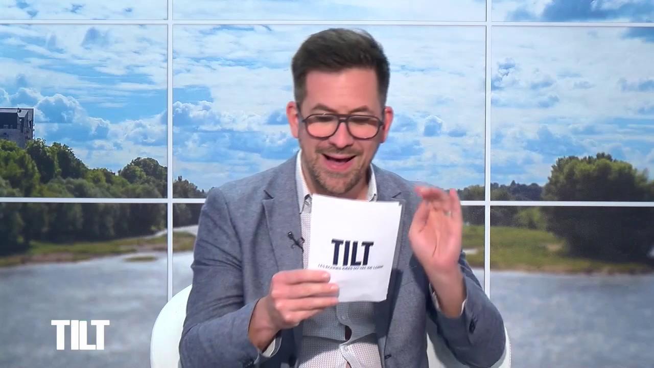 Chronique #2 - TV TOURS TILT - Grégoire Paquet Val de loire écotourisme