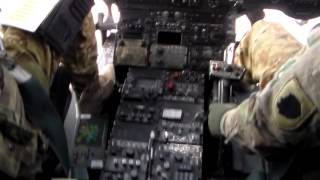 CH 47D Starting up