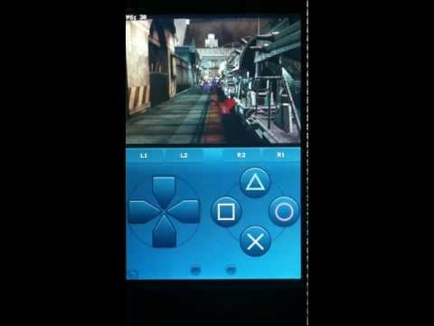 Final Fantasy VII on iPhone + PSX 4 ALL