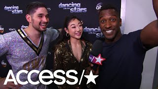 'DWTS: Athletes': Mirai Nagasu Says 'Getting A 7 Out Of 10 Was A Little Hard' | Access