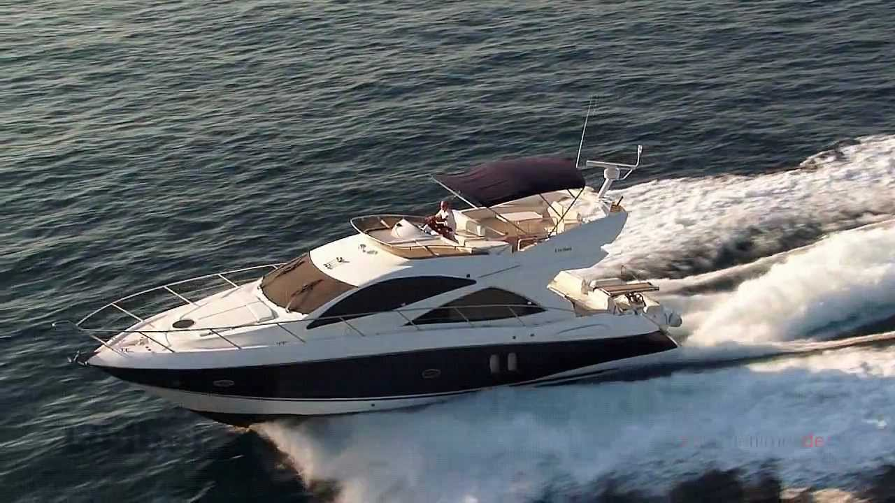 Sunseeker Manhattan 50 Yacht Video In Full HD YouTube